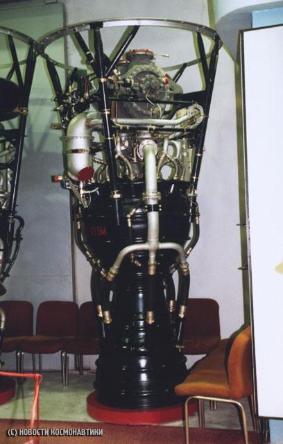 Sondage : le début de l'ère spatiale Npo-en12