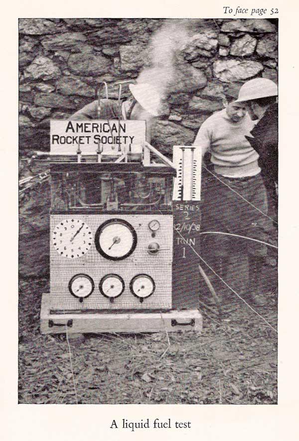 American Rocket Society Untitl11