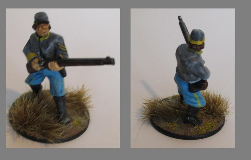 [dead man's hand] desperados rebels confédérés Capora11