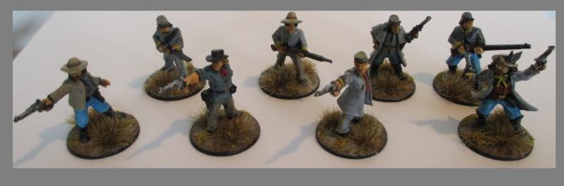[dead man's hand] desperados rebels confédérés Genera10