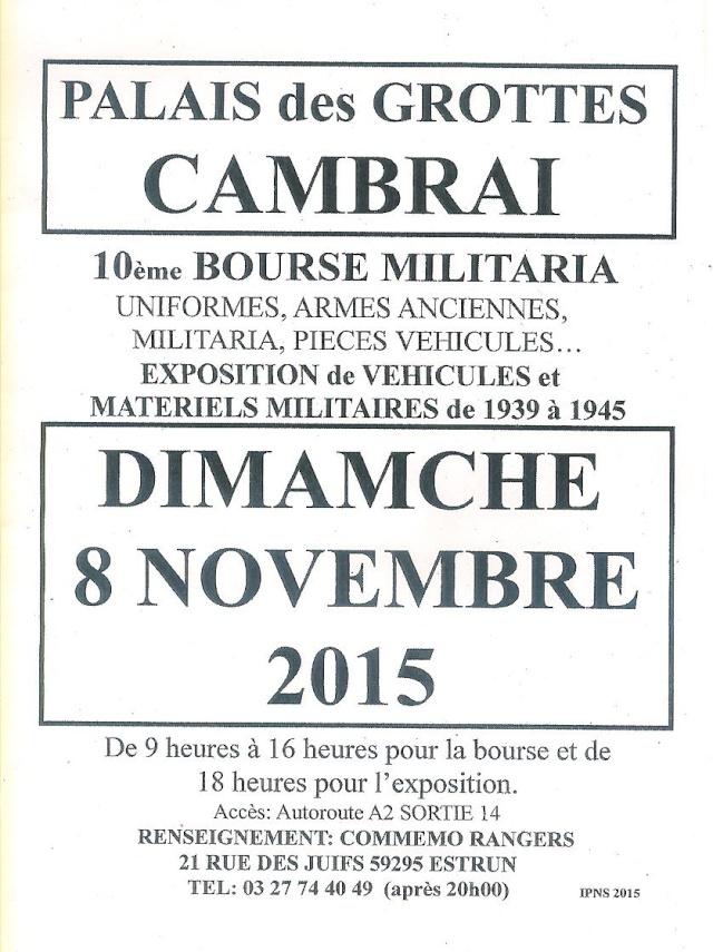 Bourse de Cambrai 2015 00111