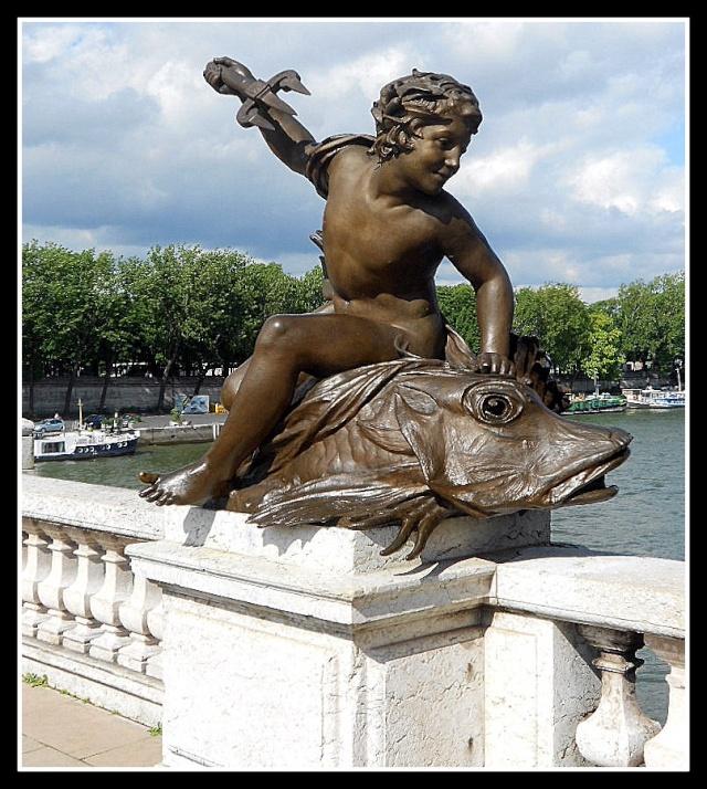 LE PONT ALEXANDRE III (PARIS) Pont_a16