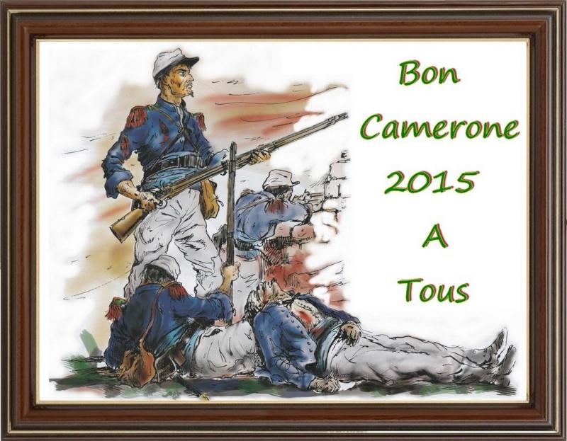 Combat de Camerone Voeux11