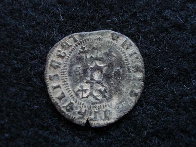 Blanca a nombre de RRCC (Granada, 1506-1566) Moneda10