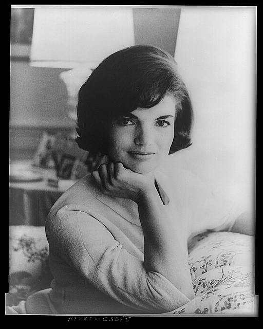 Jacqueline Kennedy-Onassis 3a533610