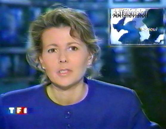 Claire Chazal Debut10