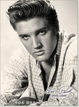 Elvis PRESLEY Elvogy10