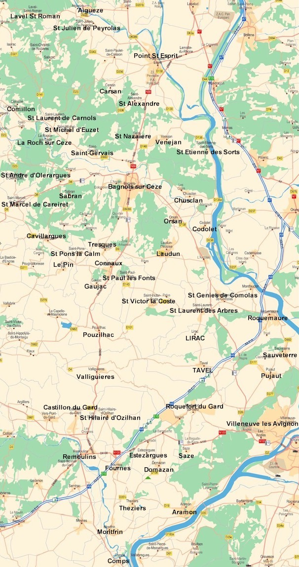 Gard : disparition inquiétante d'un adolescent de 16 ans à Bagnols-sur-Cèze Gard11
