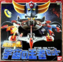 Soul Of Chogokin sur Suka Gx-04s10