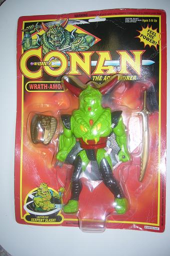 CONAN THE ADVENTURER / Conan l'aventurier (Hasbro) 1992 P1000910