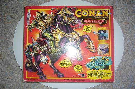 CONAN THE ADVENTURER / Conan l'aventurier (Hasbro) 1992 P1000911