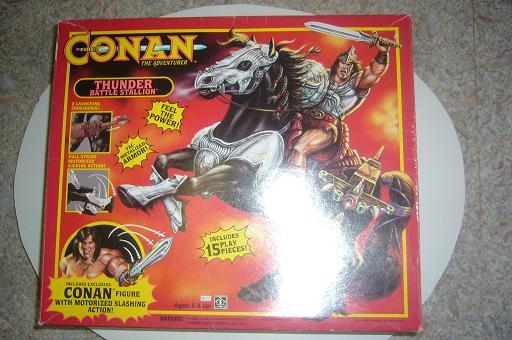 CONAN THE ADVENTURER / Conan l'aventurier (Hasbro) 1992 P1000912