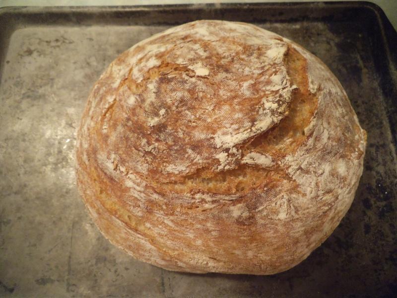 mon premier pain façon Ricardo  - Page 3 Dscf1239