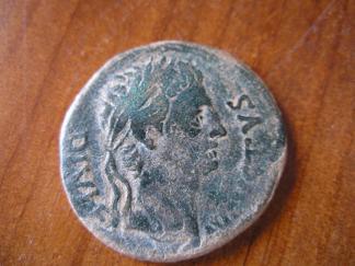 As de Caesar Augusta (por Augusto) Caesar10