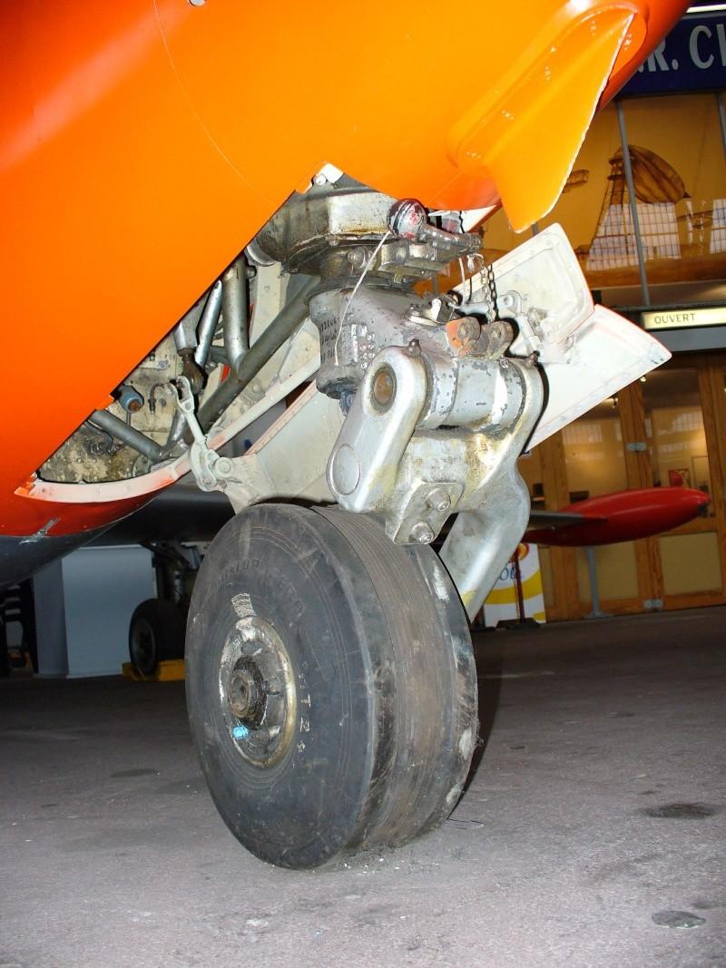 Fouga Magister.  Le mini Group Build P1000012