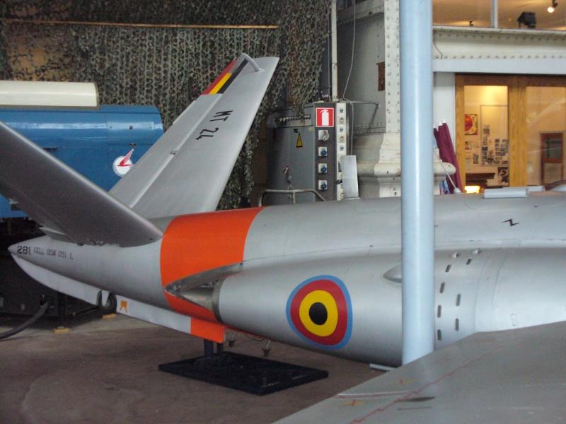 Fouga Magister.  Le mini Group Build P1000015