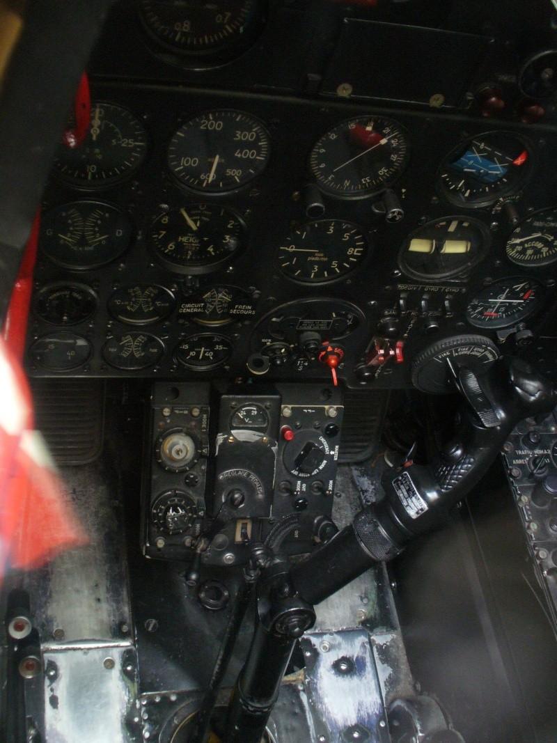 Fouga Magister.  Le mini Group Build P1010410