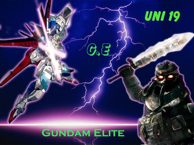 Gundam Infiny-univers 19