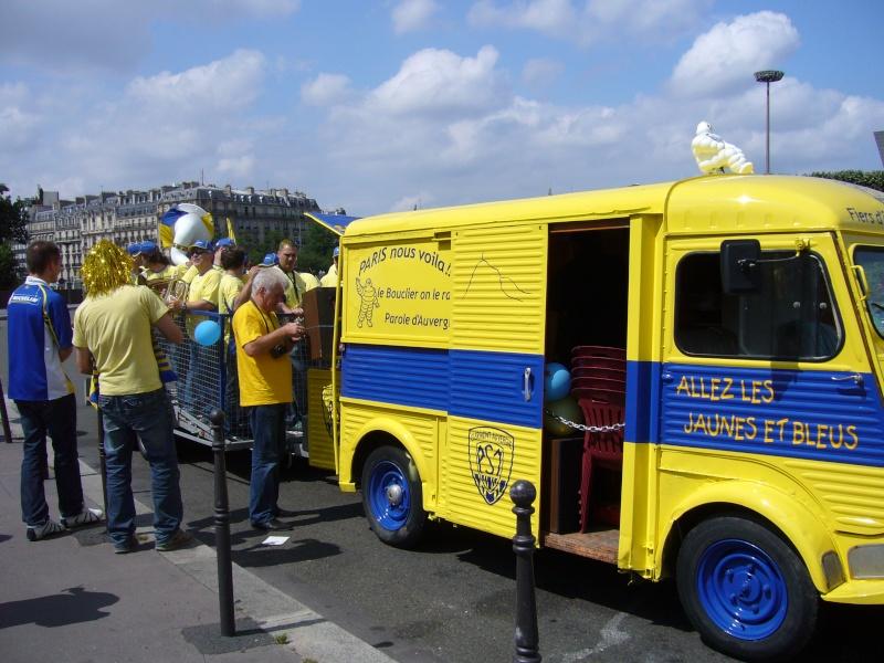 Stade Français Paris  VS  Clermont auvergne P1000210