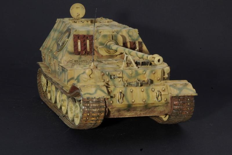elefant Italeri 1/35 Koursk 1943 Imgp5232