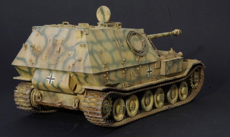 elefant Italeri 1/35 Koursk 1943 Imgp5233