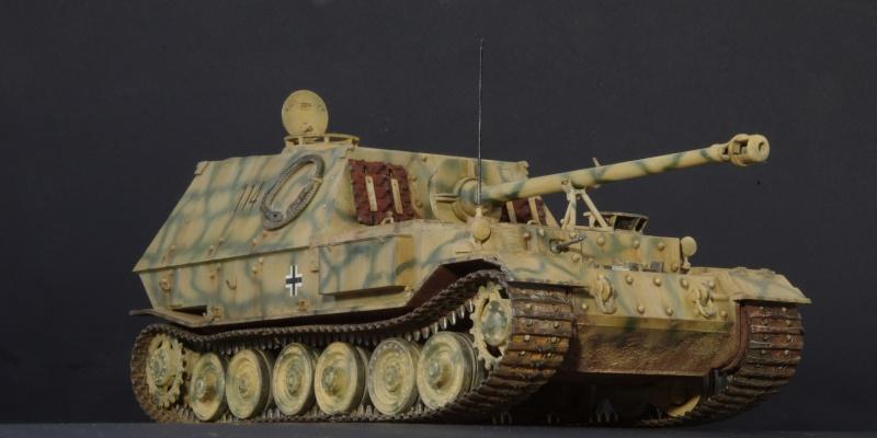 elefant Italeri 1/35 Koursk 1943 Imgp5235