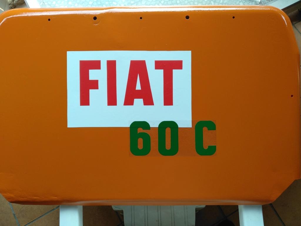restauration - Restauration FIAT 60C - Page 2 Img_2027