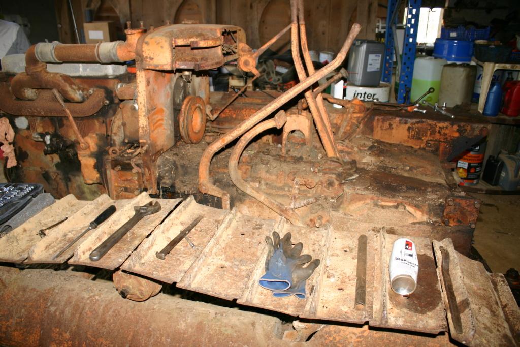restauration - Restauration FIAT 60C Img_9210