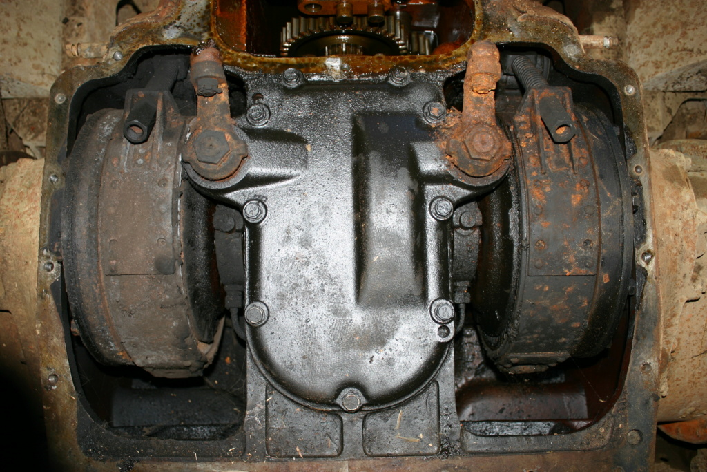 restauration - Restauration FIAT 60C Img_9212