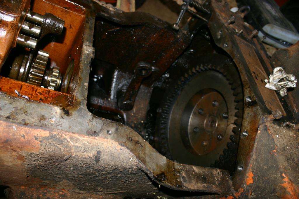 restauration - Restauration FIAT 60C Img_9219