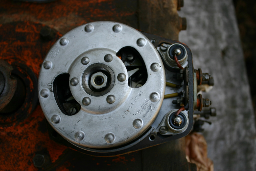 restauration - Restauration FIAT 60C Img_9412