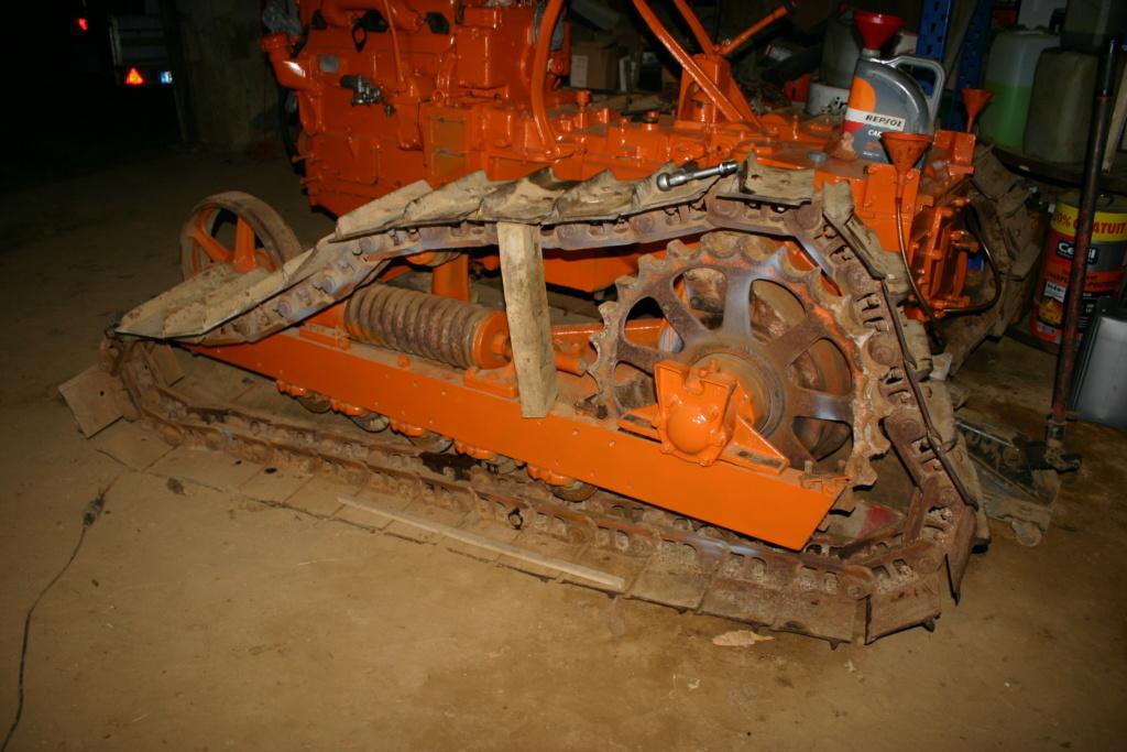 restauration - Restauration FIAT 60C Img_9415
