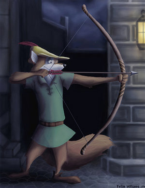 Robin des Bois iel Disney11