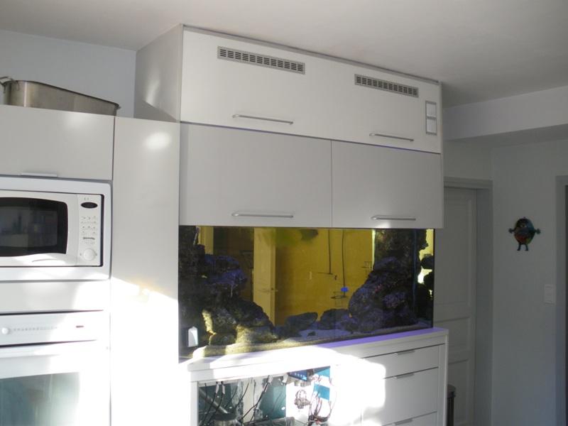 aquarium 650 litres Claire11