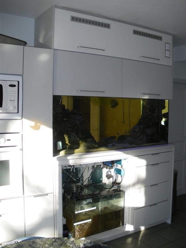 aquarium 650 litres Claire12