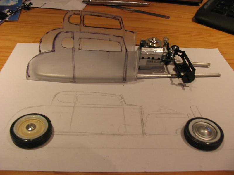 Hot Rod 1/18 Fabrication Maison Img_7010
