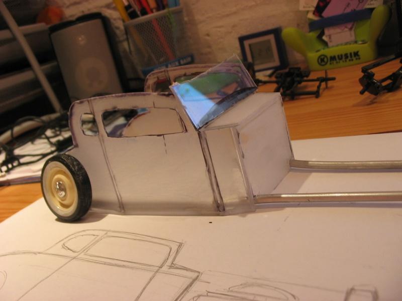 Hot Rod 1/18 Fabrication Maison Img_7110