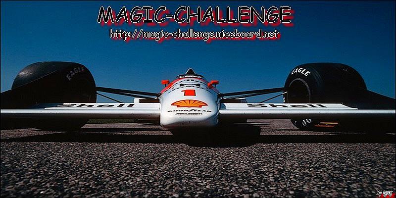 Magic Challenge