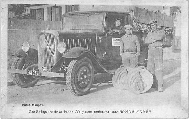 recherche des photos d'un camion Citroën type 32  T29-1110