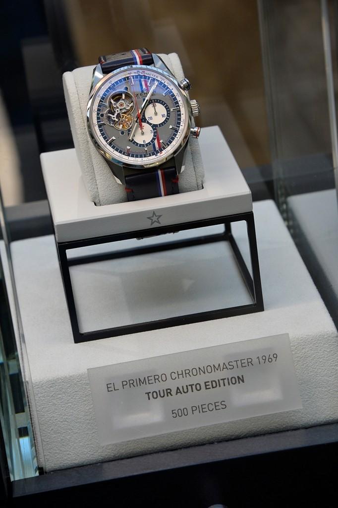 ZENITH : EL PRIMERO CHRONOMASTER 1969 TOUR AUTO EDITION  El_pri12