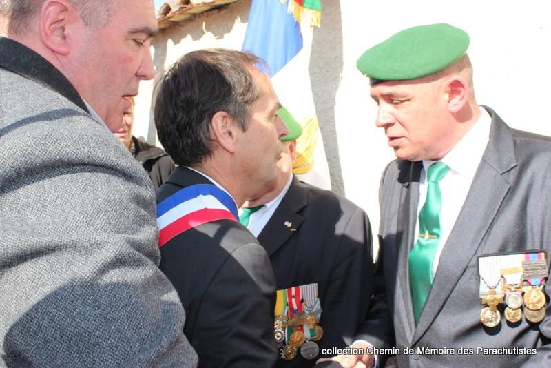 Reportage photo cérémonie inauguration rue commandant de Saint Marc à Béziers 32-img10