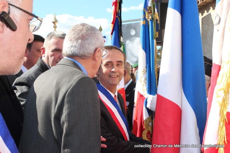 Reportage photo cérémonie inauguration rue commandant de Saint Marc à Béziers 36-img10