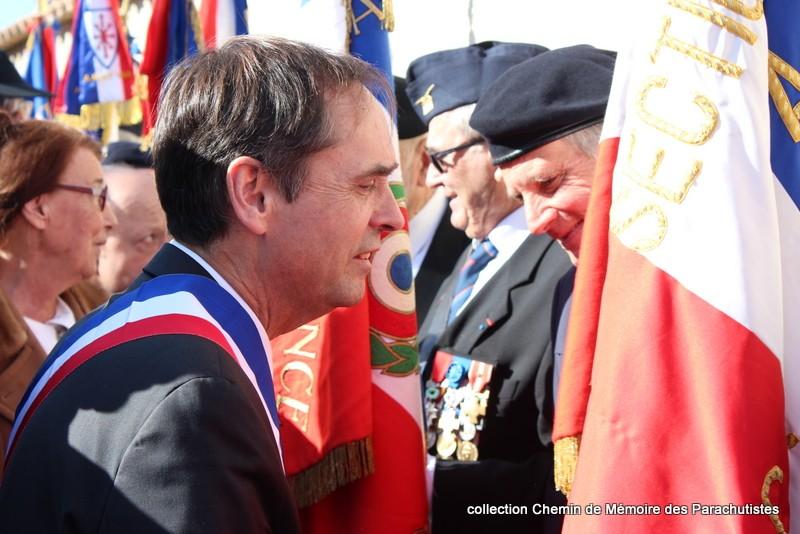 Reportage photo cérémonie inauguration rue commandant de Saint Marc à Béziers 37-img10