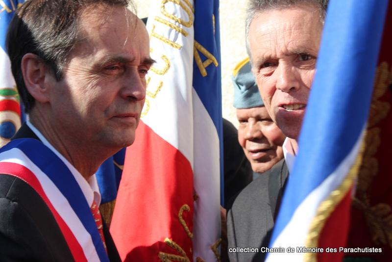 Reportage photo cérémonie inauguration rue commandant de Saint Marc à Béziers 38-img11