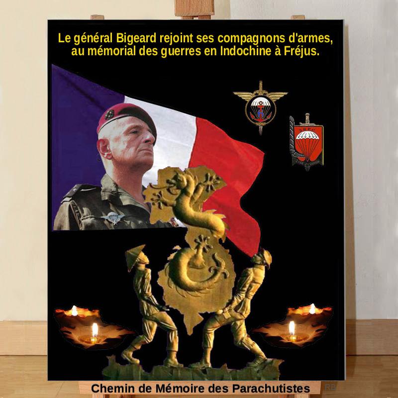 HOMMAGE au commando Fraçois - 64e anniversaire du combat de Ninh-Binh 57_che10