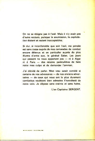 """Pierre SERGENT:"""" Ma peau au bout de mes idées"""" Sergen11"""