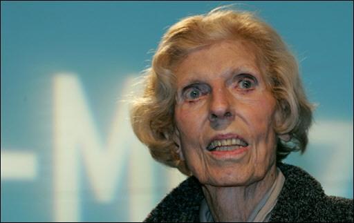 Décès de Mme Claude Pompidou, veuve de l'ex-président Claude10