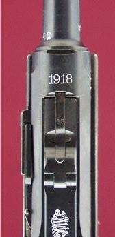 P08 DWM de 1918 191810