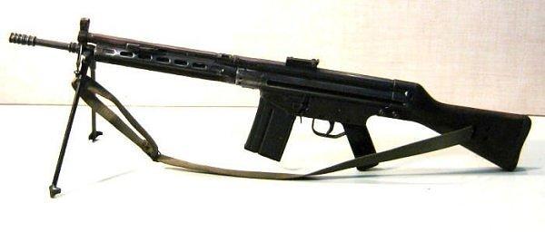 """Mon premier jouet, Mauser M43 """"la Coruna"""" Fusil_10"""