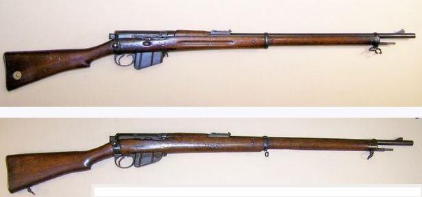 metford - Lee-Metford MkI/MkI* 1891 Mki-mk10